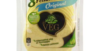 formaggio vegan fette original io veg