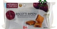 biscotti vegani ripieni prugne amarsi piacersi