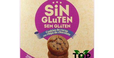 biscotti vegani senza glutine gocce cioccolato gullon