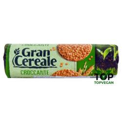 biscotti vegani croccante gran cereali