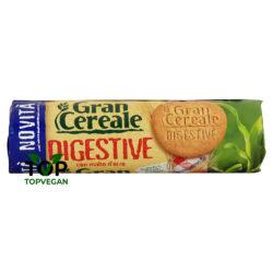 biscotti digestive vegan gran cereali
