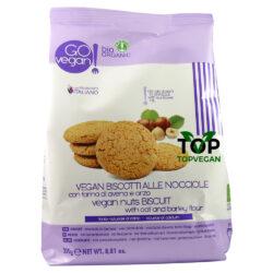 biscotti vegan nocciole go vegan