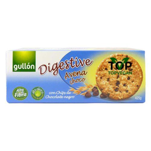 Biscotto vegano divestive avena choco gullon