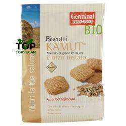 biscotti vegani kamut orzo germinal