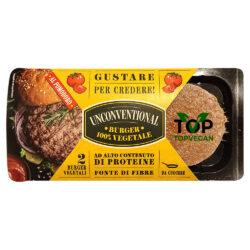 burger vegan inconditional pomodoro