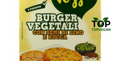 burger vegetali semi di lino e zucca my best veggie