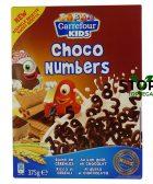 cereali vegani numeri ragazzi carrefour