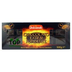 cioccolato fondente dolciando