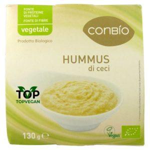 condimenti vegan hummus