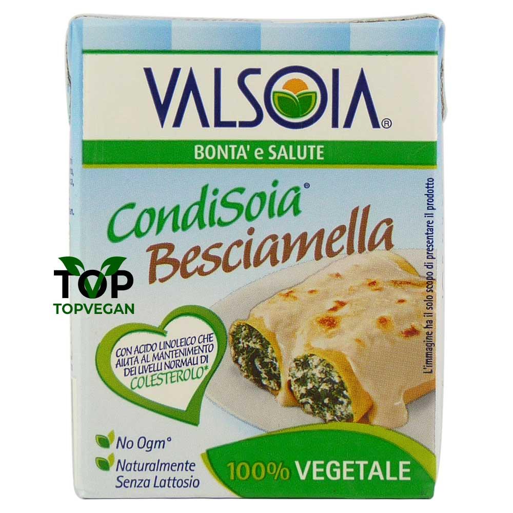 Condisoia Besciamella vegana valsoia