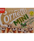 8 mini cornetti vegani