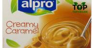 creamy caramel di alpro