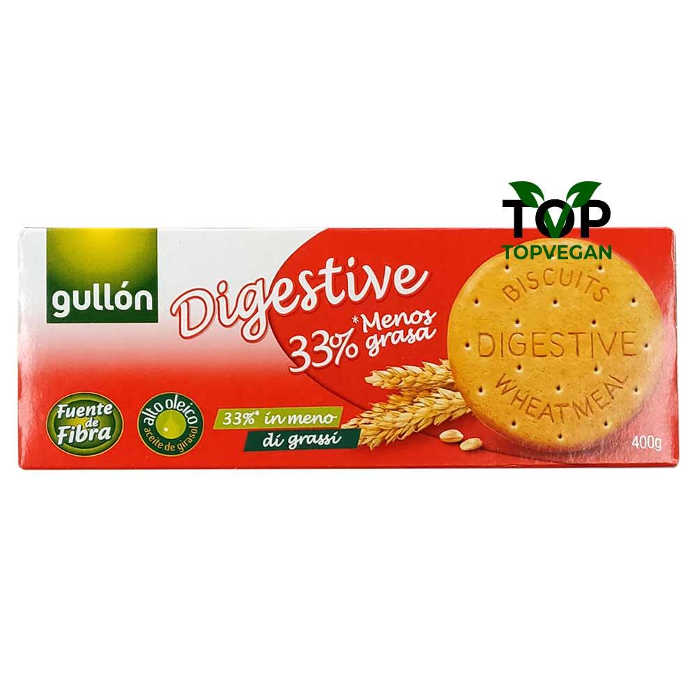 Biscotti vegani digestive con 33% meno in grassi