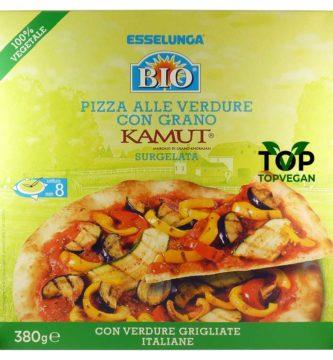 pizza verdure kamut esselunga