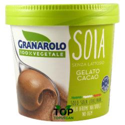 gelato vegano cacao soia granarolo