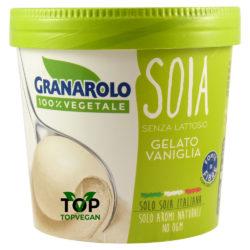 gelato vegan soia vaniglia granarolo