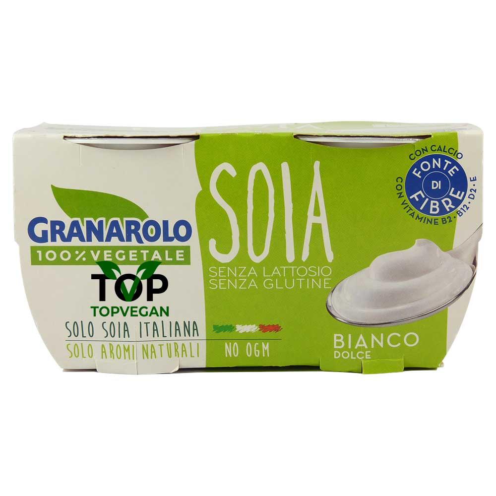 yogurt di soia bianco granarolo