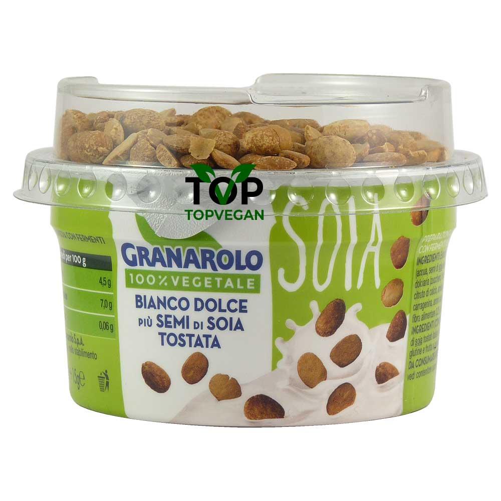 yogurt di soia tostata granarolo