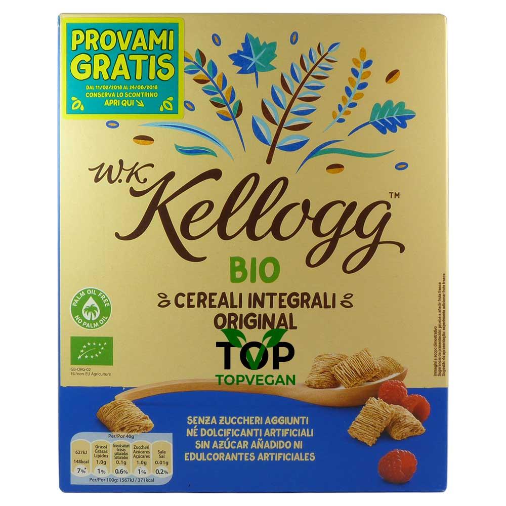 cereali integrali bio kellogg