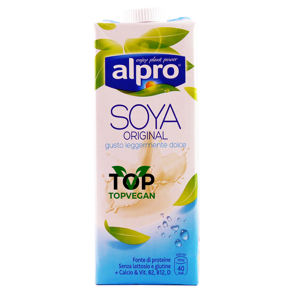 latte soia original alpro