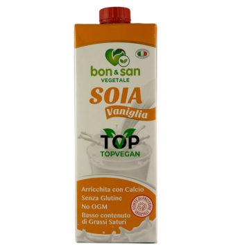 Latte di soia alla vaniglia di Bon & San