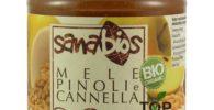 marmellata di mele pinole canella strudel sanabios
