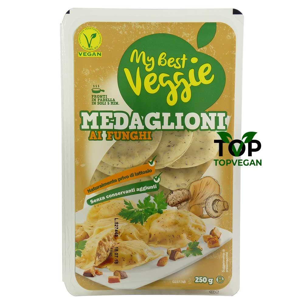 medaglioni ai funghi my best veggie