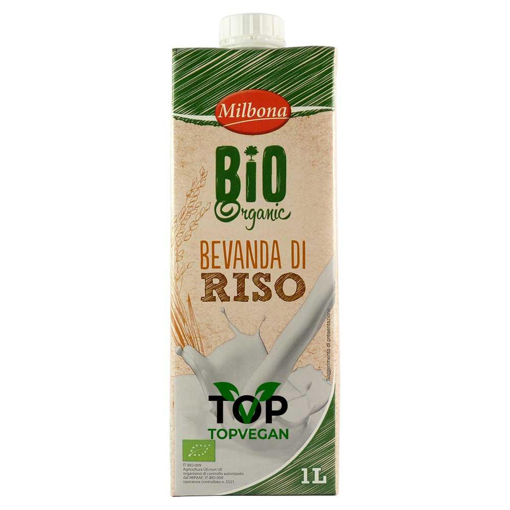 latte di riso milbona