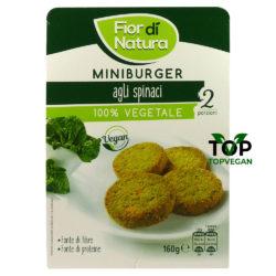 miniburger spinaci fior di natura