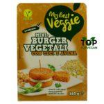 burger vegetali ceci avena my best veggie
