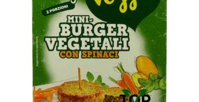 mini burger vegetali spinaci my best veggie