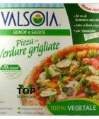 pizza vegana verdure grigliate valsoia