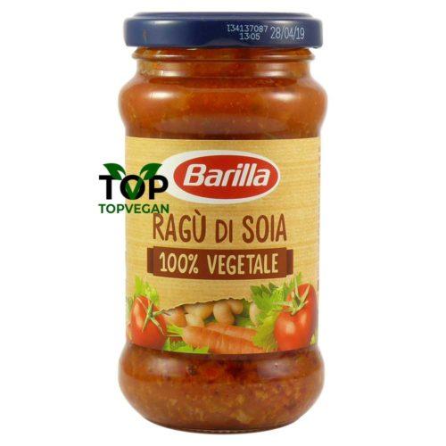 ragu di soia vegetale barilla