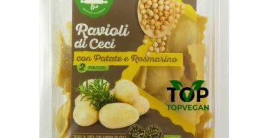 ravioli di ceci con patate e rosmarino di rosssi