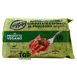 ravioli vegano patate spinaci cucina di bologna