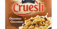 cruesli quaker cioccolato scaglie croccanti