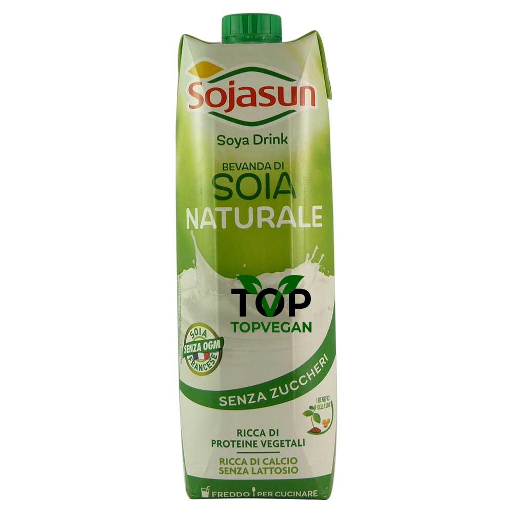 latte ti soia senza zuccheri sojasun