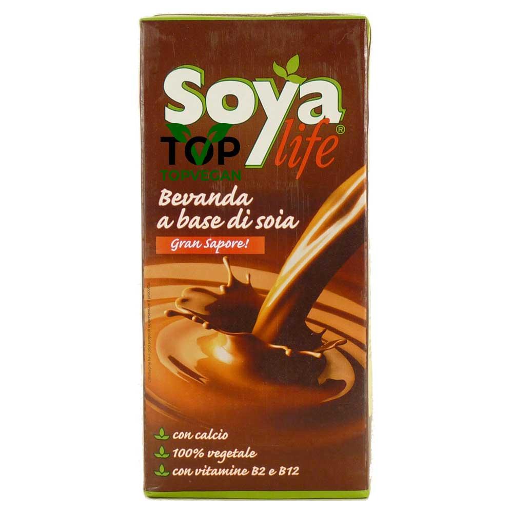latte di soia cioccolato soyalife