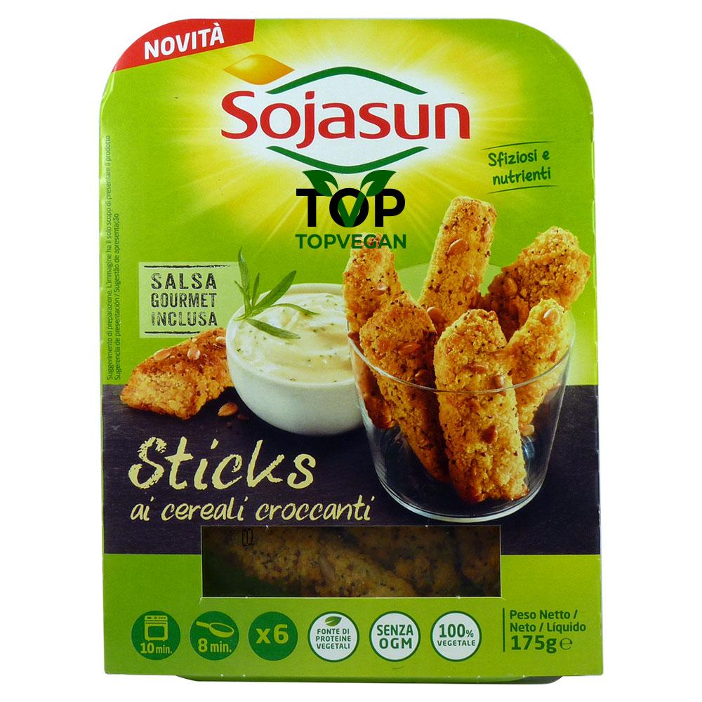 sticks cereali croccanti sojasun