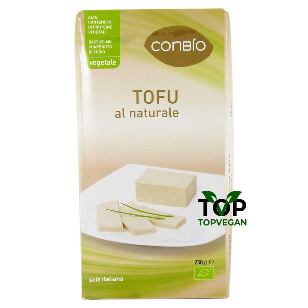 tofu naturale conbio