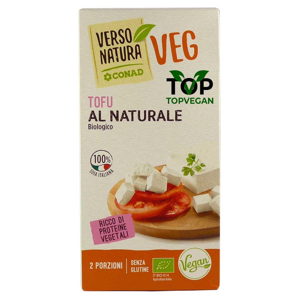 tofu verso natura naturale bio