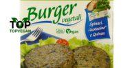 burger spinaci gustosino quinoa