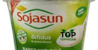 yogurt bianco bifidus sojasun senza zucchero