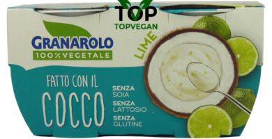 yogurt di cocco al lime granarolo