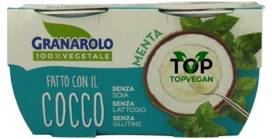 yogurt di cocco alla menta granarolo