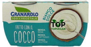 yogurt di cocco bianco dolce granarolo