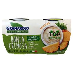 yogurt di avena al ananas granarolo